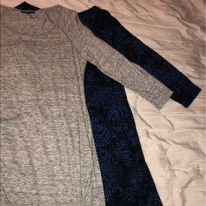 2 Medium Express dresses
